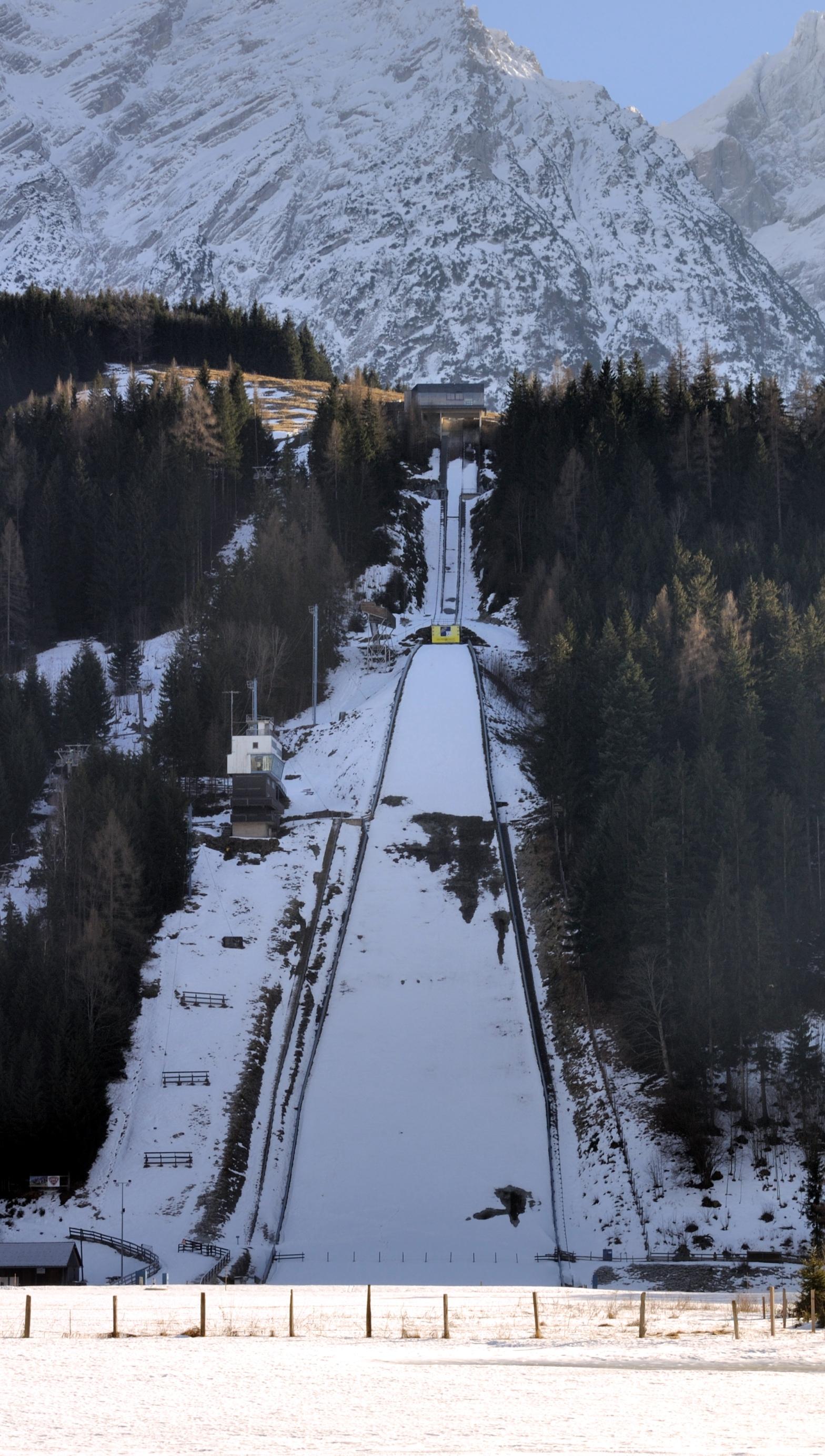 Kulm Skiflugschanze
