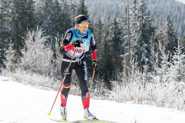 Teamkollegin Jessica Müller