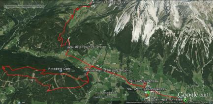 Trainingstage-Ramsau-oktober2015