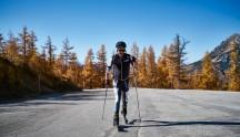 Skiroller Bergauf | © Marco Felgenhauer