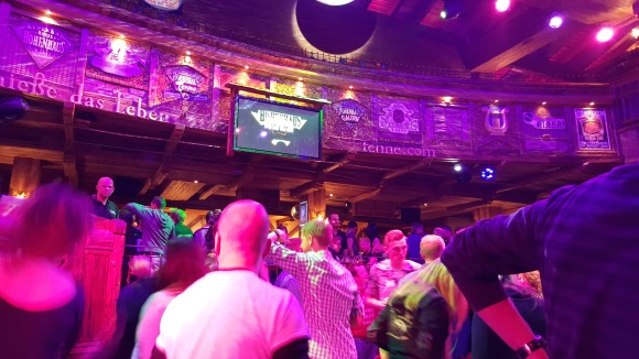 disco time Tenne 2015