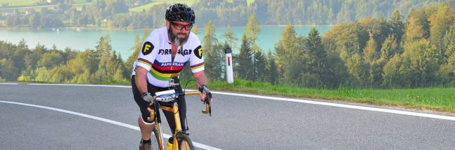 Radrennen Fuschl