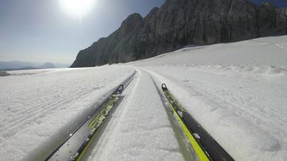 Fischer und Schnee passt immer