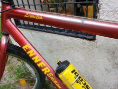 (B)renner Bike Made in last century, Kruppstahl?