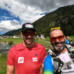 Trailrunning mit Michi Matt